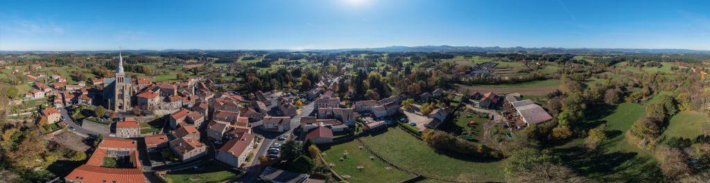 Commune de Lapte en Haute-Loire
